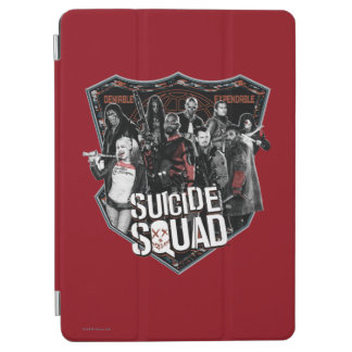 Suicide Squad | Group Badge Photo iPad Air Cover