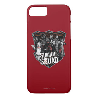 Suicide Squad | Group Badge Photo iPhone 8/7 Case