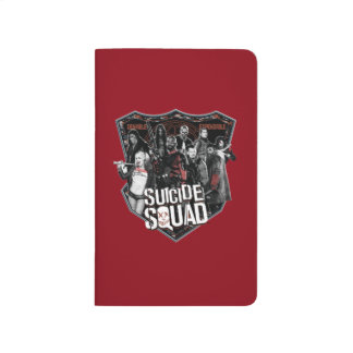 Suicide Squad | Group Badge Photo Journal