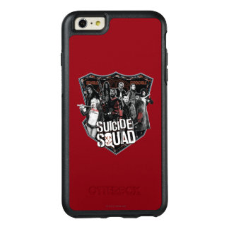Suicide Squad | Group Badge Photo OtterBox iPhone 6/6s Plus Case