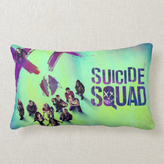 Suicide Squad | Group Poster Lumbar Cushion