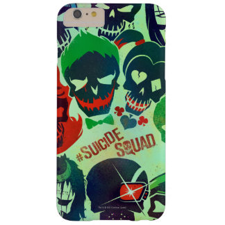 Suicide Squad | Group Toss Barely There iPhone 6 Plus Case