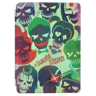 Suicide Squad | Group Toss iPad Air Cover