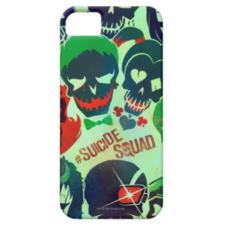 Suicide Squad | Group Toss iPhone 5 Covers