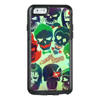 Suicide Squad | Group Toss OtterBox iPhone 6/6s Case