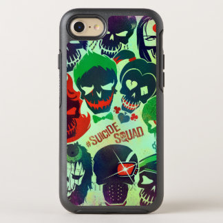 Suicide Squad | Group Toss OtterBox Symmetry iPhone 8/7 Case