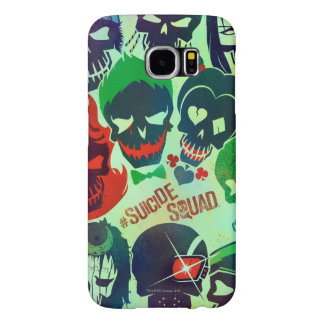 Suicide Squad | Group Toss Samsung Galaxy S6 Cases