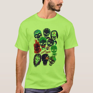 Suicide Squad | Group Toss T-Shirt