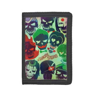 Suicide Squad | Group Toss Trifold Wallet