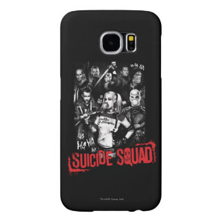 Suicide Squad | Grunge Group Photo