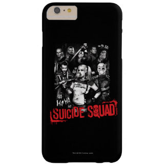 Suicide Squad | Grunge Group Photo Barely There iPhone 6 Plus Case