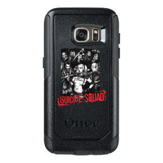 Suicide Squad | Grunge Group Photo OtterBox Samsung Galaxy S7 Case