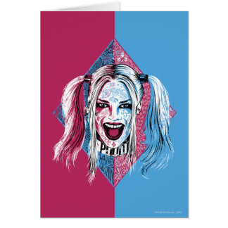 Suicide Squad | Harley Laugh Card