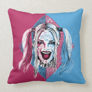 Suicide Squad | Harley Laugh Cushion