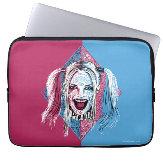 Suicide Squad | Harley Laugh Laptop Sleeve