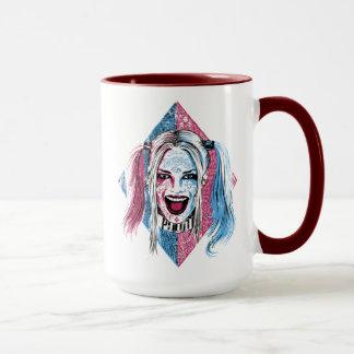 Suicide Squad   Harley Laugh Mug