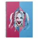 Suicide Squad | Harley Laugh Notebook