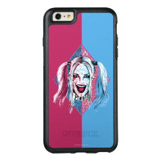 Suicide Squad | Harley Laugh OtterBox iPhone 6/6s Plus Case