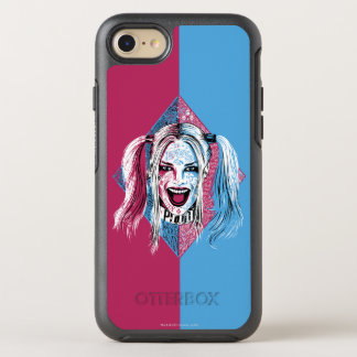 Suicide Squad | Harley Laugh OtterBox Symmetry iPhone 8/7 Case