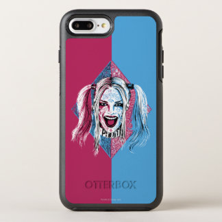 Suicide Squad | Harley Laugh OtterBox Symmetry iPhone 8 Plus/7 Plus Case