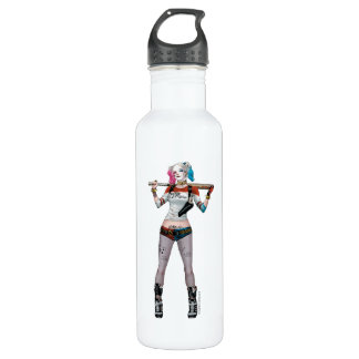 Suicide Squad | Harley Quinn 710 Ml Water Bottle
