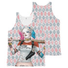 Suicide Squad | Harley Quinn All-Over Print Tank Top