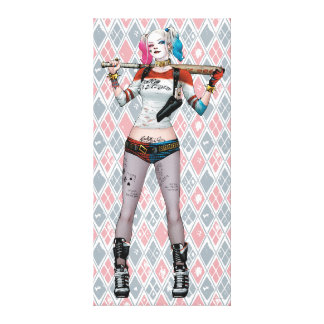 Suicide Squad | Harley Quinn Canvas Print