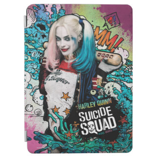 Suicide Squad | Harley Quinn Character Graffiti iPad Air Cover
