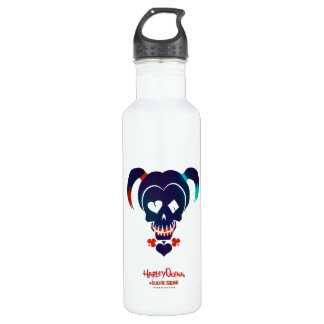 Suicide Squad | Harley Quinn Head Icon 710 Ml Water Bottle