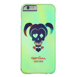Suicide Squad | Harley Quinn Head Icon Barely There iPhone 6 Case