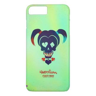 Suicide Squad | Harley Quinn Head Icon iPhone 8 Plus/7 Plus Case