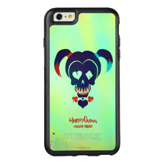 Suicide Squad | Harley Quinn Head Icon OtterBox iPhone 6/6s Plus Case