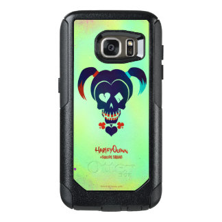Suicide Squad | Harley Quinn Head Icon OtterBox Samsung Galaxy S7 Case