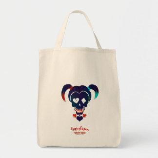 Suicide Squad | Harley Quinn Head Icon Tote Bag