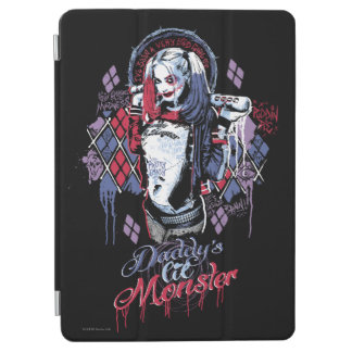 Suicide Squad | Harley Quinn Inked Graffiti iPad Air Cover