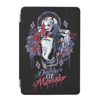Suicide Squad | Harley Quinn Inked Graffiti iPad Mini Cover