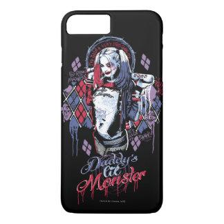 Suicide Squad | Harley Quinn Inked Graffiti iPhone 8 Plus/7 Plus Case