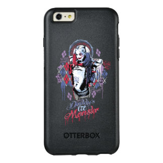 Suicide Squad | Harley Quinn Inked Graffiti OtterBox iPhone 6/6s Plus Case