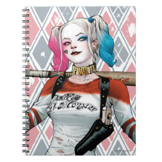 Suicide Squad | Harley Quinn Notebooks