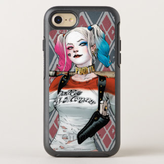 Suicide Squad | Harley Quinn OtterBox Symmetry iPhone 8/7 Case