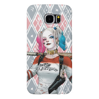 Suicide Squad | Harley Quinn Samsung Galaxy S6 Cases