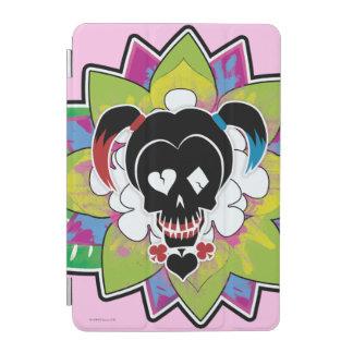 Suicide Squad | Harley Quinn Skull Tattoo Art iPad Mini Cover