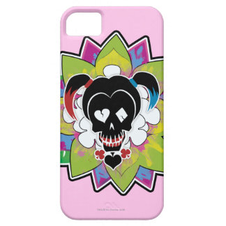 Suicide Squad | Harley Quinn Skull Tattoo Art iPhone 5 Cover