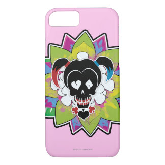 Suicide Squad | Harley Quinn Skull Tattoo Art iPhone 8/7 Case
