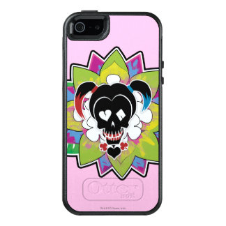 Suicide Squad | Harley Quinn Skull Tattoo Art OtterBox iPhone 5/5s/SE Case