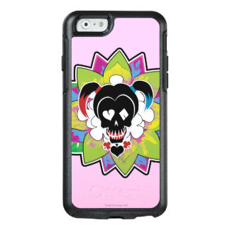 Suicide Squad | Harley Quinn Skull Tattoo Art OtterBox iPhone 6/6s Case