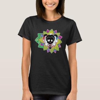Suicide Squad | Harley Quinn Skull Tattoo Art T-Shirt