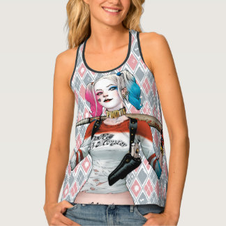 Suicide Squad | Harley Quinn Tank Top