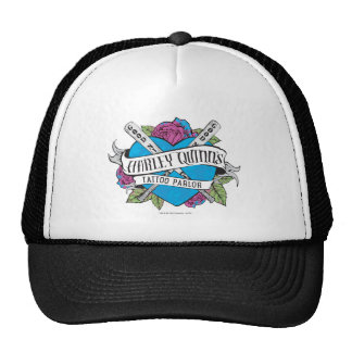 Suicide Squad | Harley Quinn's Tattoo Parlor Heart Cap