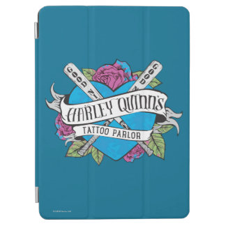 Suicide Squad | Harley Quinn's Tattoo Parlor Heart iPad Air Cover